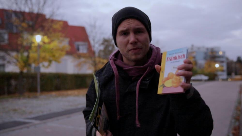 Frankiert! Folge 1 – Der Fremde in Franken