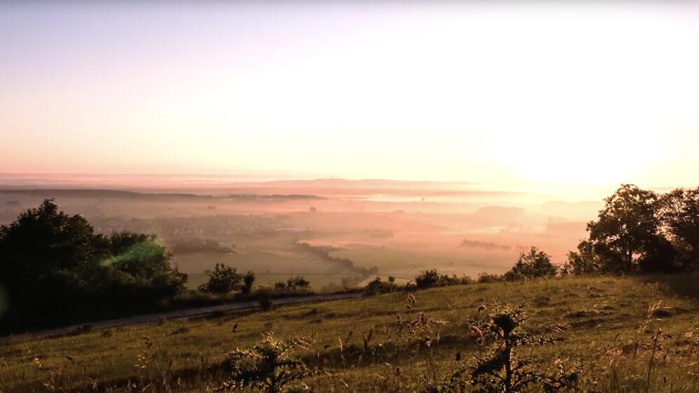 Mittelfränkischer Erlebnismagnet – die Vielfalt des Hesselbergs