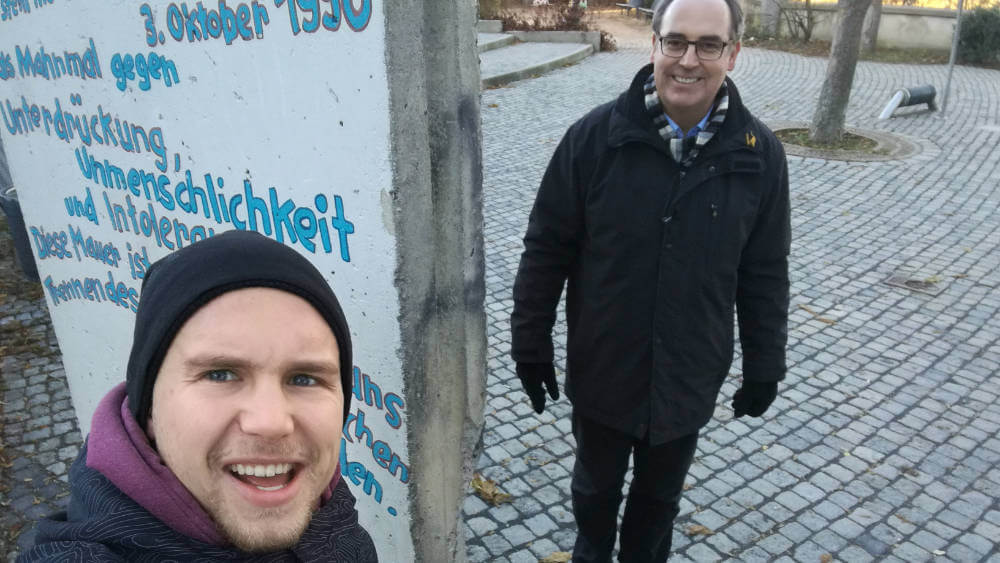 """Frankiert! Folge 2 – Stadtführung für den """"Auswärddichn"""""""