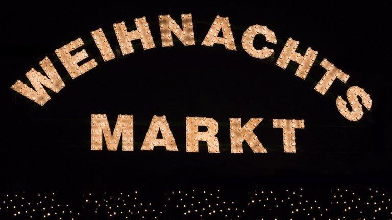 Weihnachtsmarkt Bild