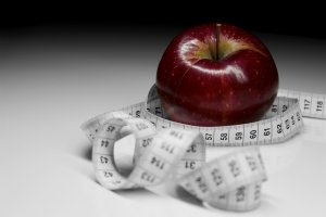 Magersucht Symbolbild