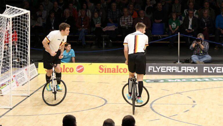Radball Weltmeisterschaft in Österreich