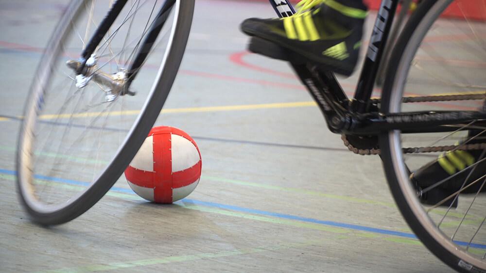 Die Radball-Weltmeister aus Franken