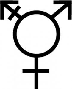 Transidentzeichen Logo