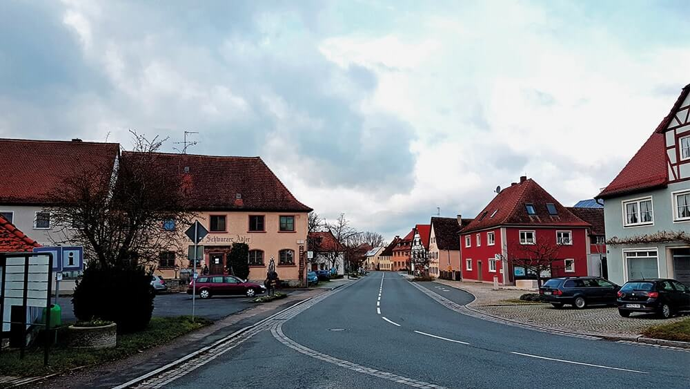 Markt Ipsheim – Ausflug zu einem charmanten Weinort