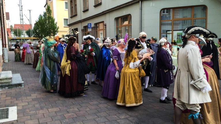 Rokoko-Festspiele Ansbach