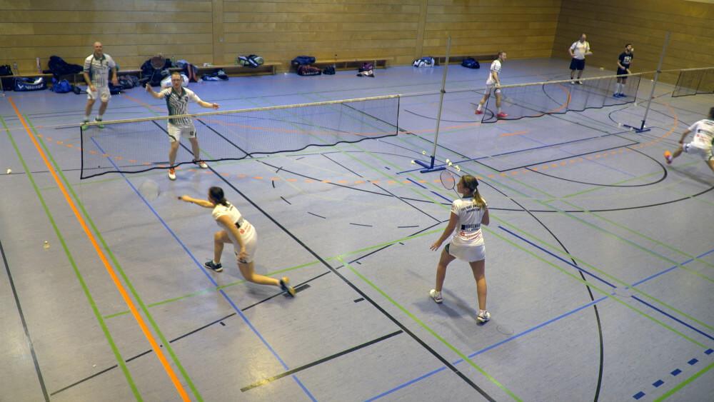 Badminton – Die Aufsteiger aus Ansbach
