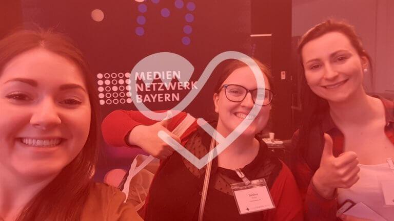 Frankensein in München auf dem Digital Media Camp 2018