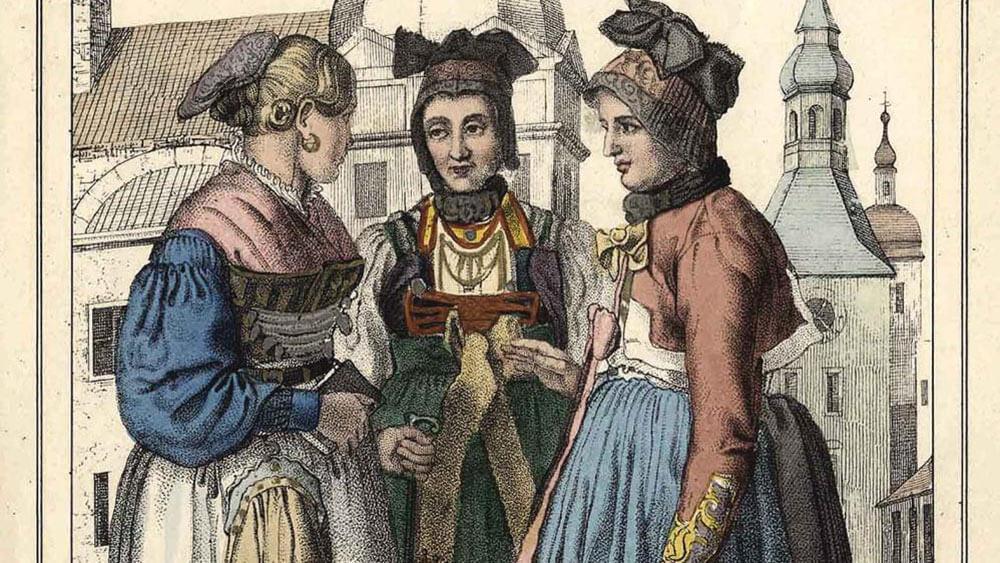 Fränkische Tracht – zwischen Tradition und Moderne