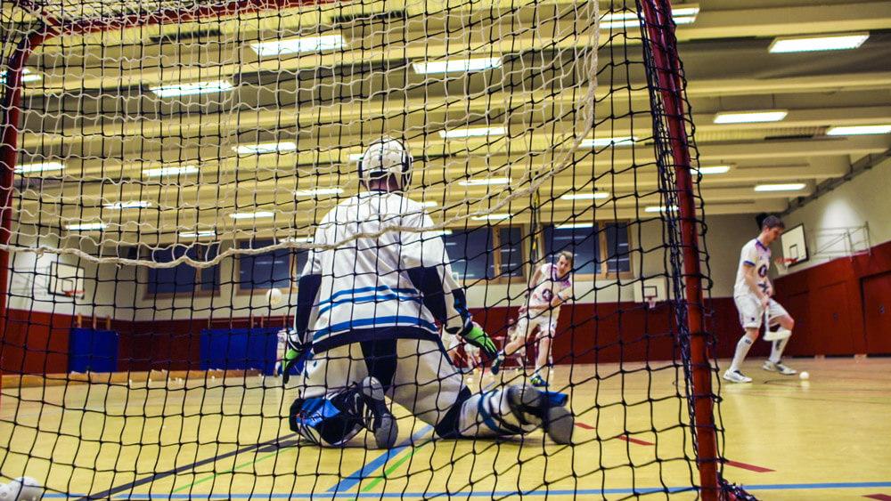 Floorball: Das neue Eishockey