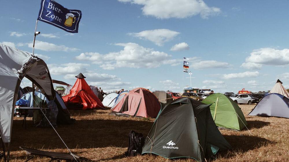 Feiern im Grünen – das Taubertal-Festival als Umweltschutzvorbild
