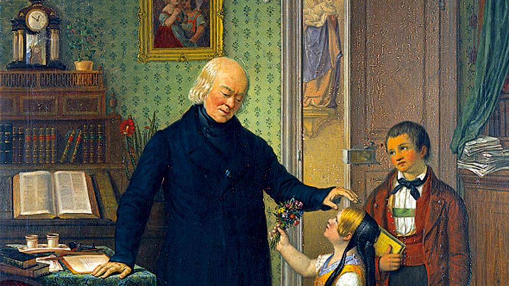 Christoph von Schmid – Theologe, Schriftsteller und Weltstar