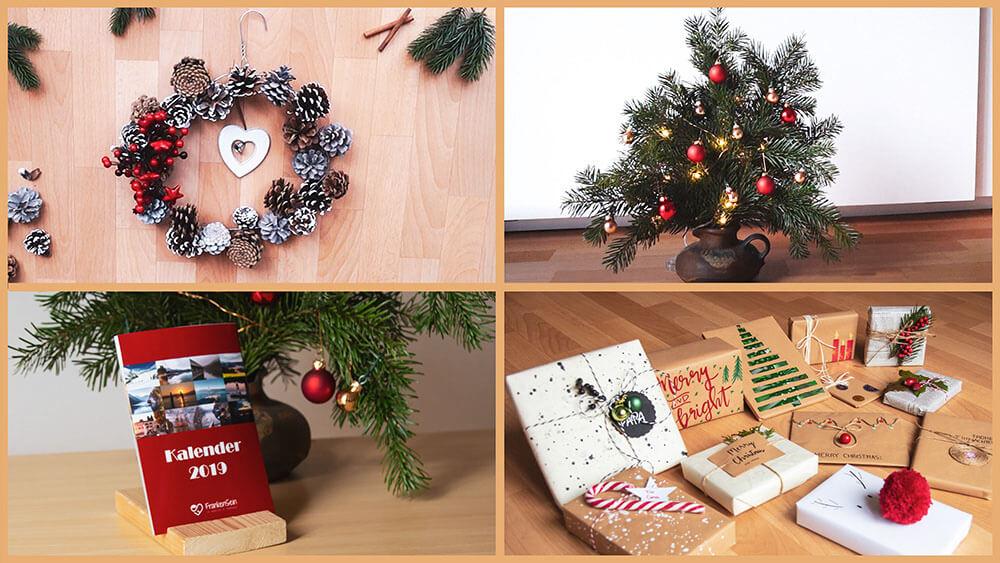 Unsere Selbsd-Gmachd-Tipps für die Weihnachtszeit