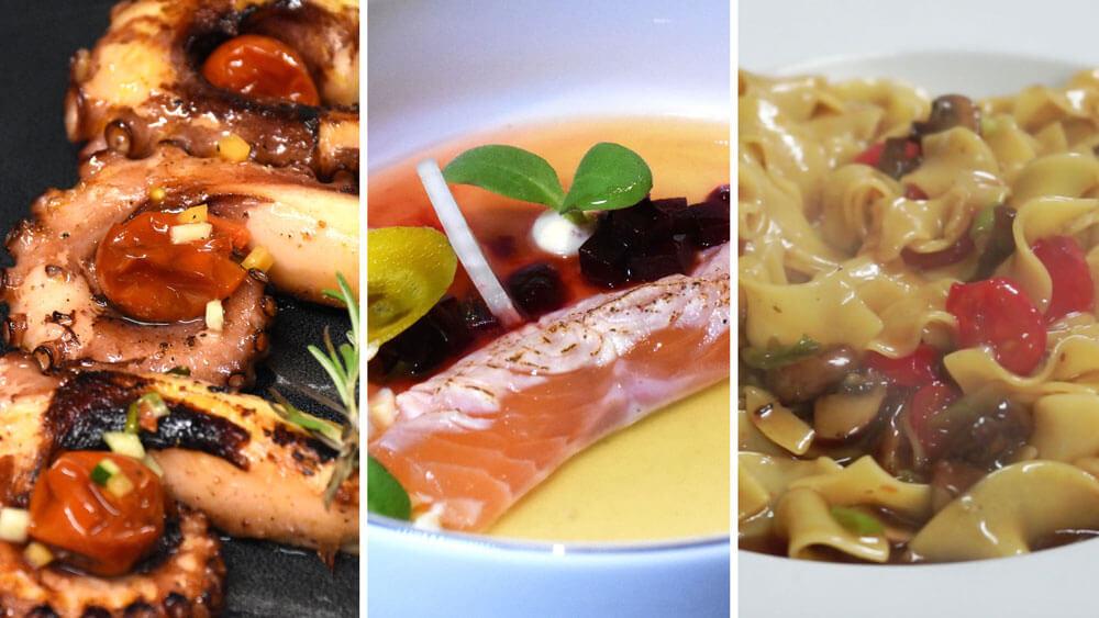Festlich speisen in Franken