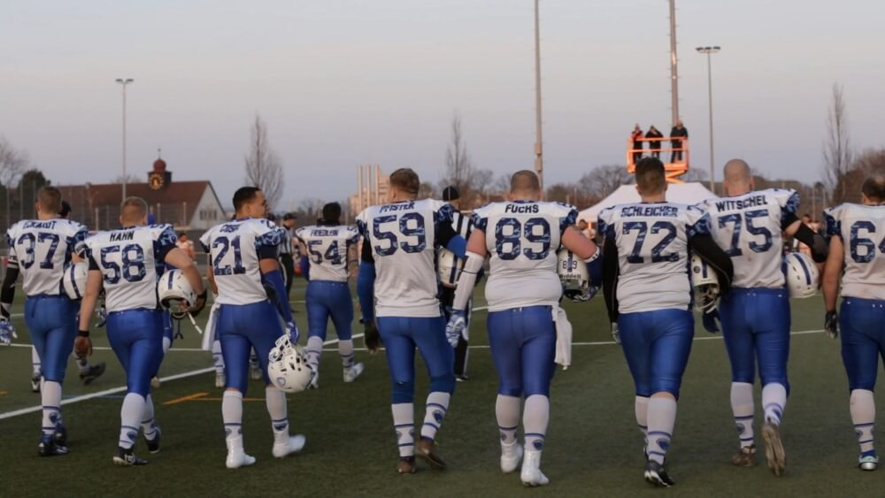 Faszination American Football – Die Ansbacher Grizzlies