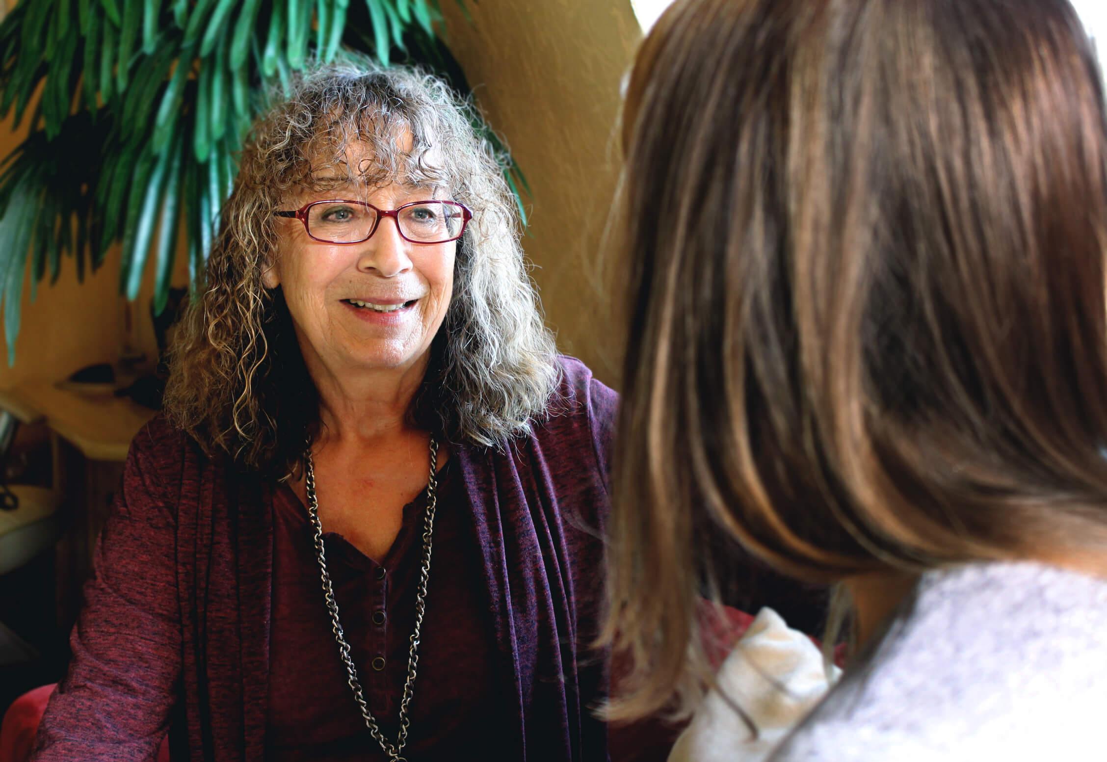 Karin Holzmann im Interview