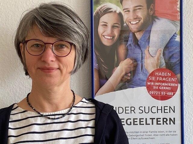 Vertreterin des Jugendamt Schweinfurt Frau Irene Memmel