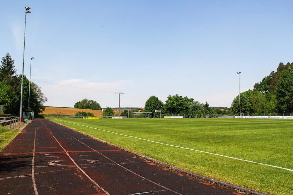 Der SV Walsdorf 1950 trägt seine Heimspiele auf dem Andreas-Faust-Sportgelände aus