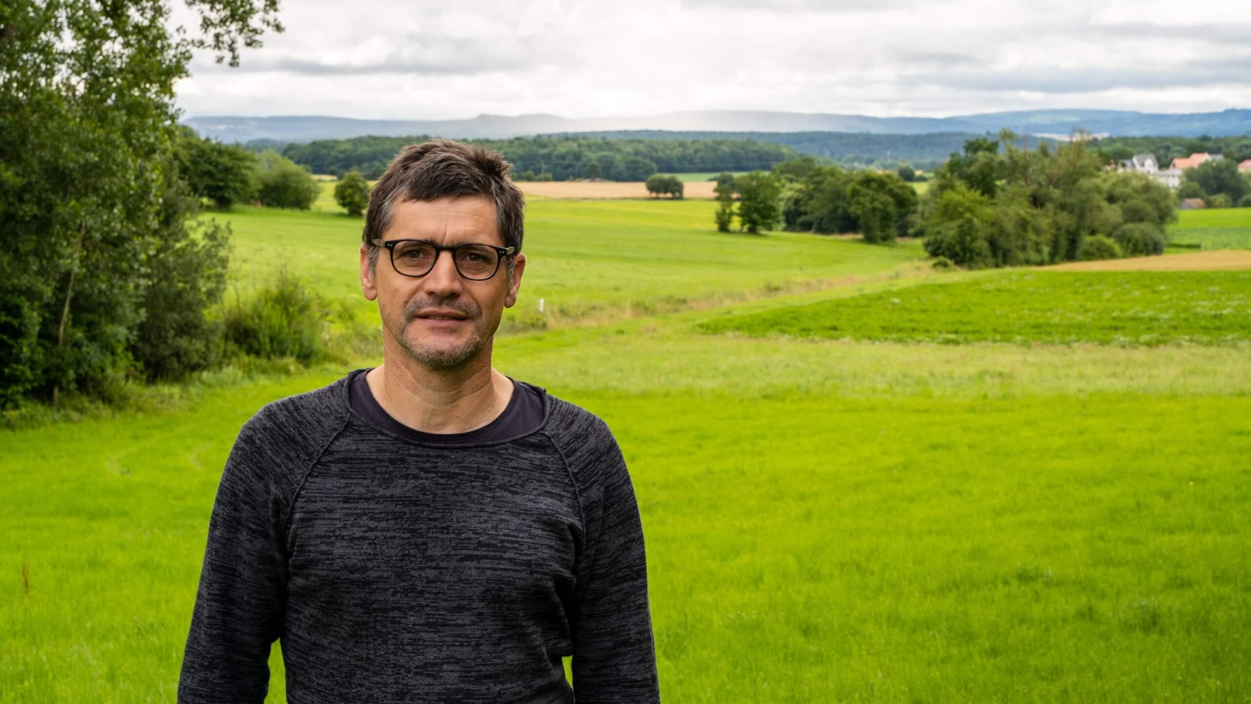 Martin Schachner, Bürgermeister der Gemeinde Röckingen
