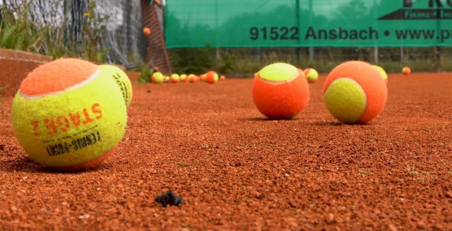 Tennisplatz Ansbach